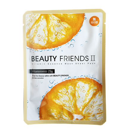 【Beauty Friends】維生素E精華面膜