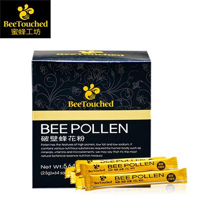 【蜜蜂工坊】破壁蜂花粉64入