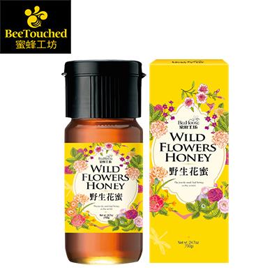 【蜜蜂工坊】野生花蜜