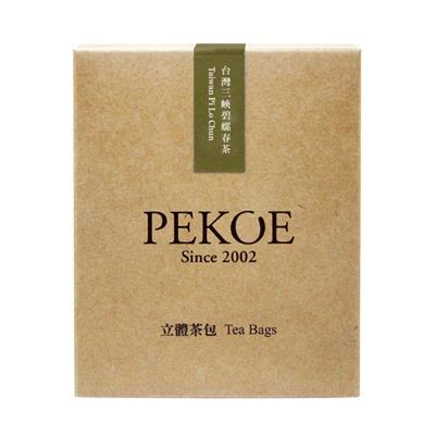【PEKOE精選】台灣三峽碧螺春茶.茶包組2.5g x10包