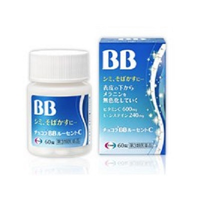 日本代購-美白BB錠(180粒裝)