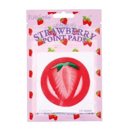 【日本Pure Smile】果漾重點式局部膜-草莓