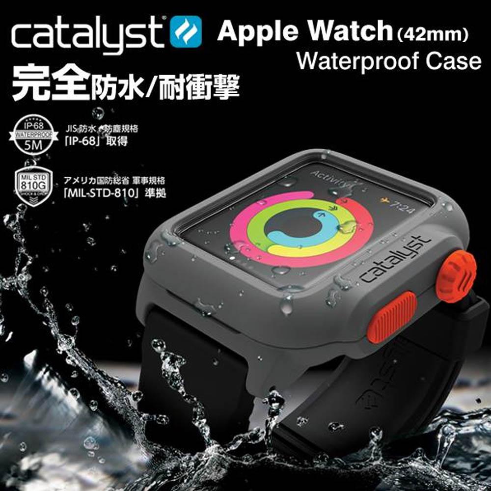 CATALYST® 超輕薄APPLE WATCH 42MM 防水保護殼