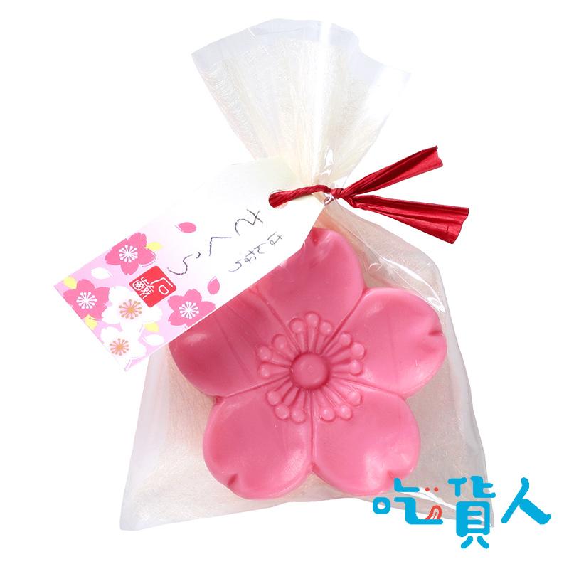 櫻花香皂濃粉紅單入