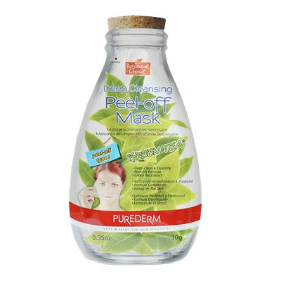 PD深層清潔剝離式-面膜-綠茶,10g