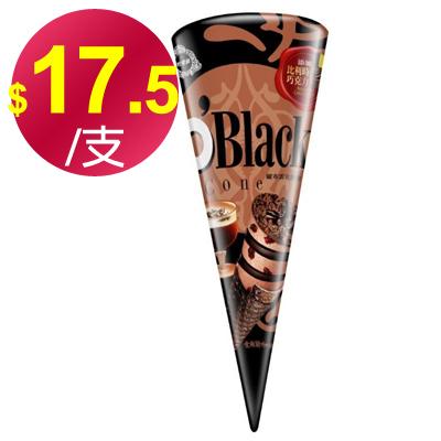 【冷凍店取】杜老爺O'Black咖啡甜筒-16支/組