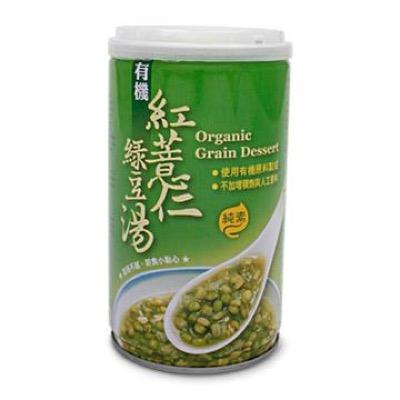 里仁 紅薏仁綠豆湯 320公克/瓶