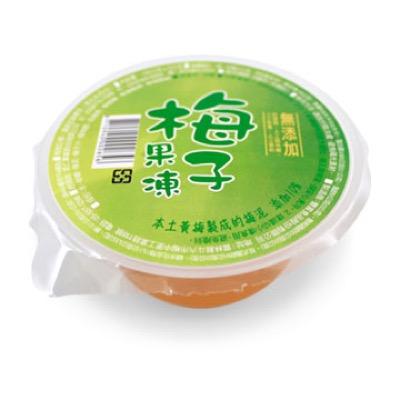 里仁 梅子果凍 130公克/個