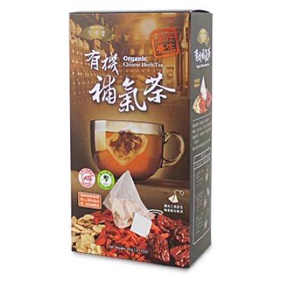 里仁 有機補氣茶 6g*15包/盒
