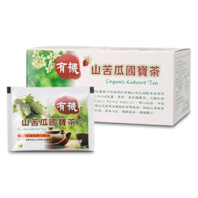 里仁 有機山苦瓜國寶茶 60g(3g*20包)/盒