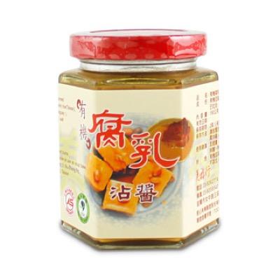 里仁 有機腐乳沾醬 190公克/瓶