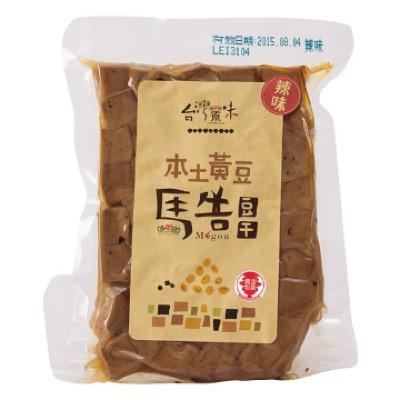 里仁 馬告豆干 300公克/包
