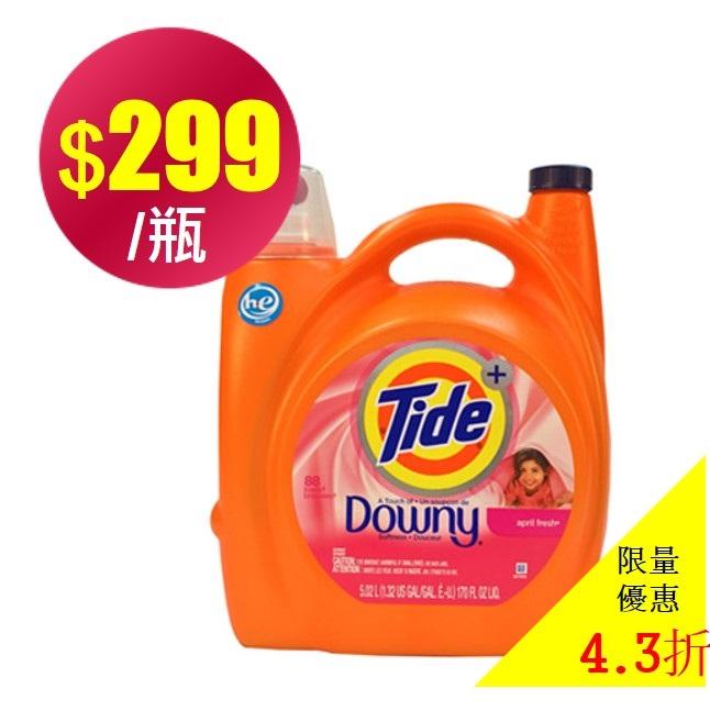 TIDE 汰漬超濃縮衣物柔軟配方洗衣精
