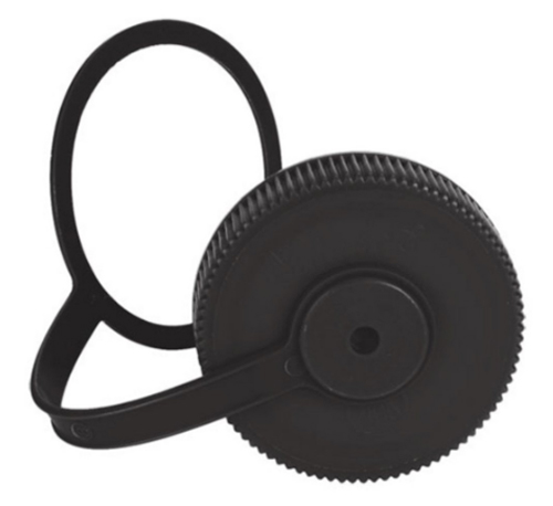 Nalgene ^|美國^| 63mm寬口水瓶 蓋-黑色/ 於1000cc 寬口水壺/21