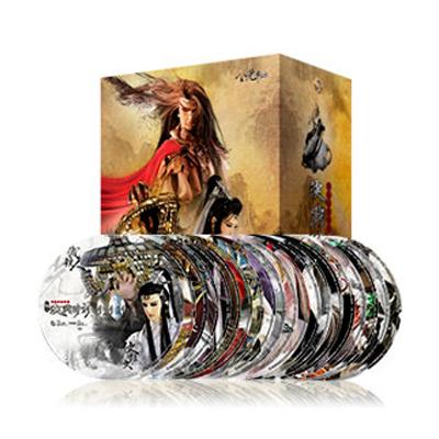 【金光】決戰時刻劇集DVD套裝組