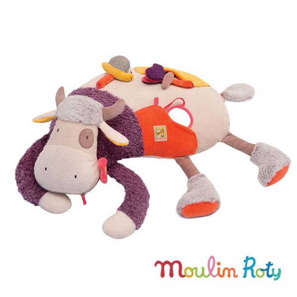 Moulin Roty小牛Mademoiselle Paquerette 多 娃娃^(65
