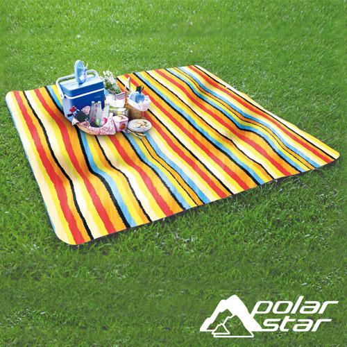 PolarStar 豪華防水野餐墊| 植絨鋁膜睡墊 ^(270 x 270 cm^) P1