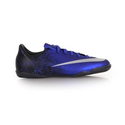 NIKE JR MERCURIAL VICTORY V CR 男女兒童室內足球鞋^(≡排汗