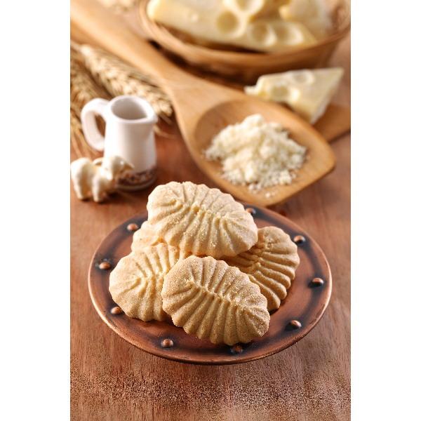 【烘培客】無蔗糖高鈣乳酪手工餅乾