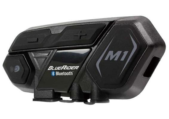 鼎騰科技BLUERIDER M1安全帽機車藍芽耳機麥克風喇叭