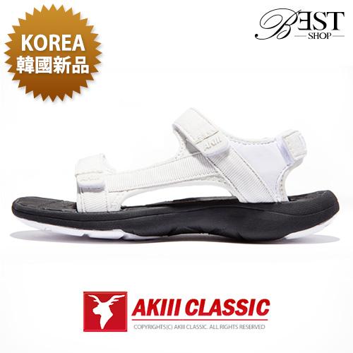 正韓 AKIII 涼鞋 拖鞋 海灘鞋 韓國品牌 女鞋 增高休閒鞋~VENUS~G~