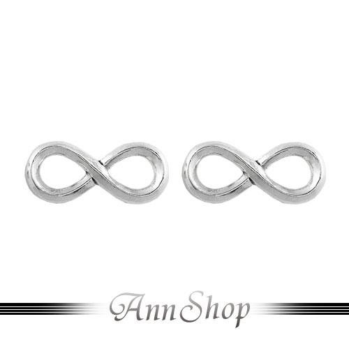 AnnShop~925純銀‧無限大耳飾~~大款~銀飾飾品 情人 e9714~3