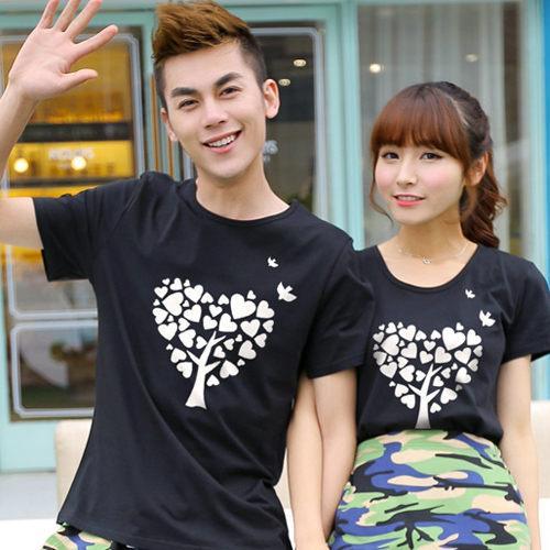 ◆ 出貨◆ 配對情侶裝.客製化.T恤. 情侶裝. 款.純棉短T.MIT 製~Y0168~短