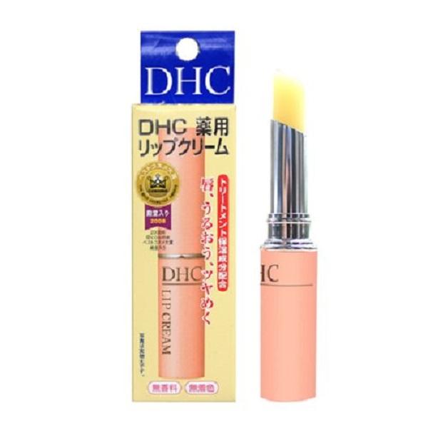 日本代購【第3名】DHC純欖護唇膏