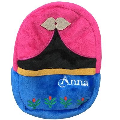 【迪士尼】安娜公主登山扣包/冰雪奇緣