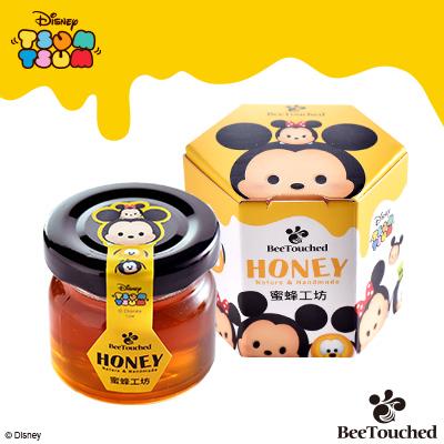 【蜜蜂工坊】迪士尼tsum tsum系列手作蜂蜜(米奇款)