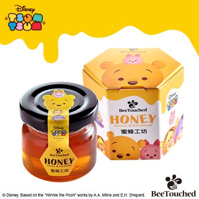 【蜜蜂工坊】迪士尼tsum tsum系列手作蜂蜜(維尼款)