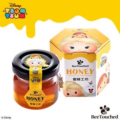 【蜜蜂工坊】迪士尼tsum tsum系列手作蜂蜜(艾莎款)