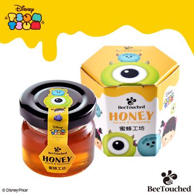 【蜜蜂工坊】迪士尼tsum tsum系列手作蜂蜜(大眼仔款)