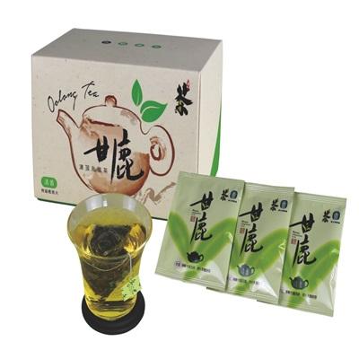 【鹿谷鄉農會】甘鹿茶包-清香
