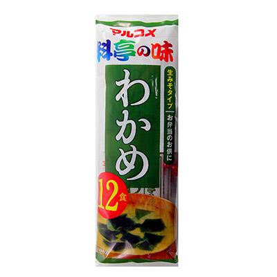 【丸米】味噌海帶速食湯