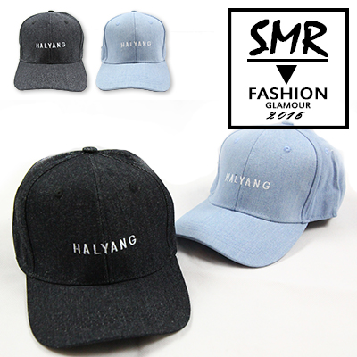 帽子~韓HALYANG球帽~~ 休閒款~9971~240~黑色.藍色共2色~  ~~SMR
