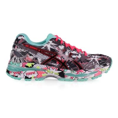 ASICS GEL~NIMBUS 18 女慢跑鞋 ^( 路跑 健身 亞瑟士 ≡排汗 ≡~0