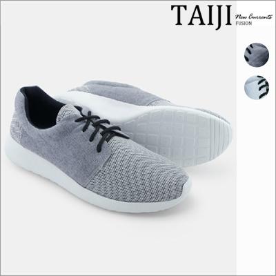 慢跑鞋‧超 拼接舒適透氣慢跑鞋‧二色~NOFLP45~~TAIJI~