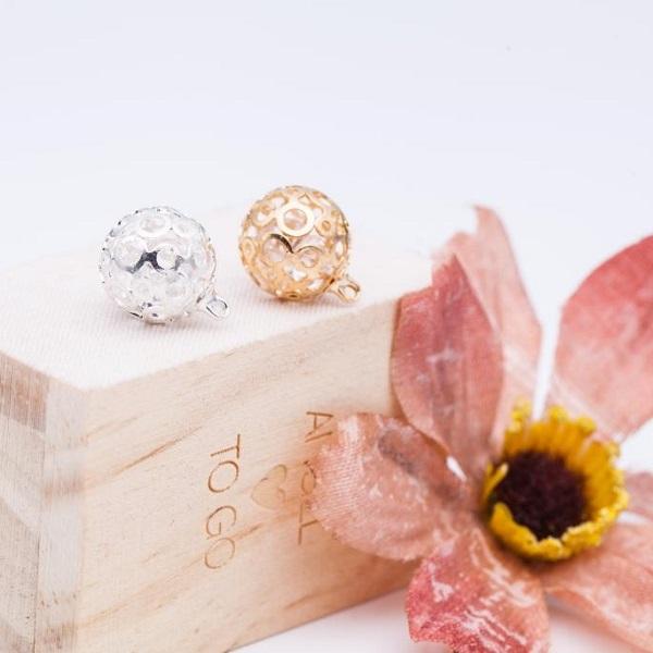 【INFFINI】施華洛世奇繡球花鑽系列