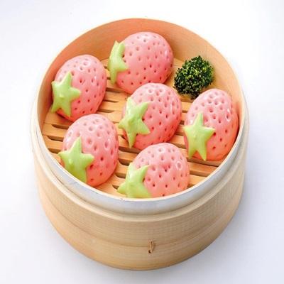 【冷凍店取-禎祥】草莓甜包(60g*10粒)