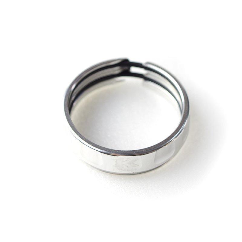 KCNC  SC14 鋁合金內鎖式34.9座管束 轉31.6 輕量化 改裝 ^(銀^)