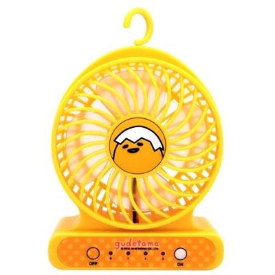 限量!【蛋黃哥】超級小風扇-蛋頭款