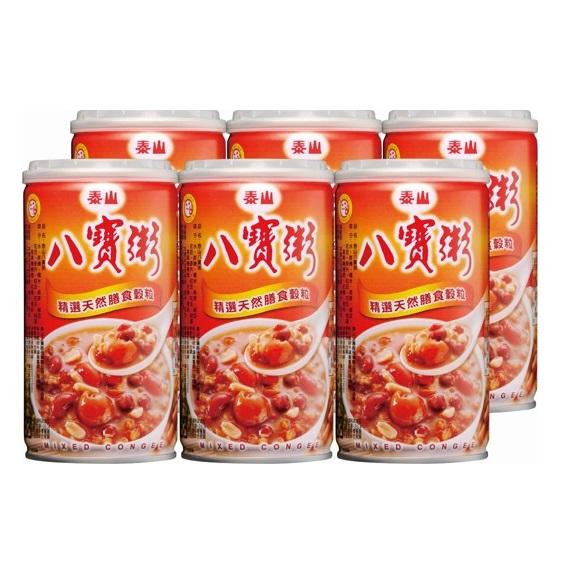 【泰山】八寶粥(375gX6入)