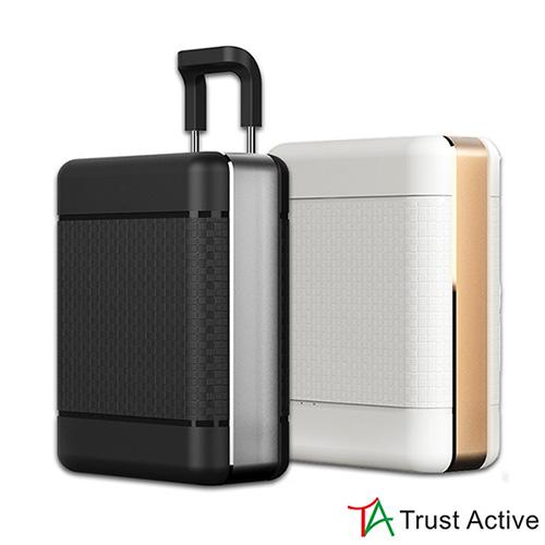 ~Buy917~Trust Active 10250mAh 行李箱 行動電源^(MIT^)