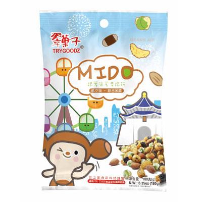 【翠果子】MIDO-航空米果