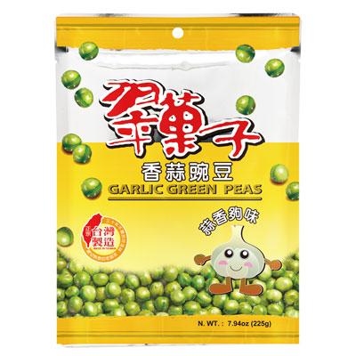【翠果子】香蒜小豌豆