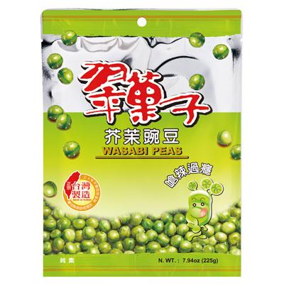 【翠果子】芥末小豌豆