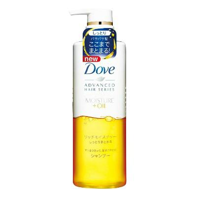 【多芬】日本輕感修護洗髮精480毫升