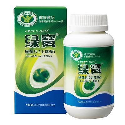 【三多士】綠藻片(小球藻)360粒