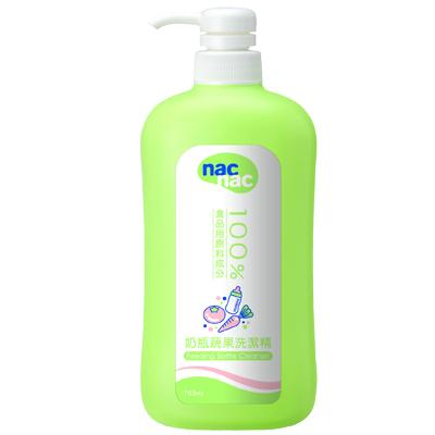 【nac nac】奶瓶蔬果洗潔精700ml